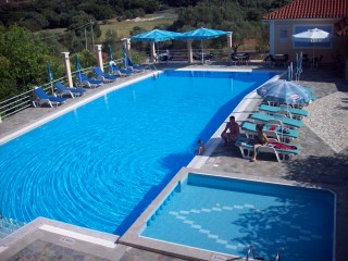 Ionis swimming pool