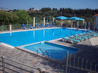 Ionis swimming pool