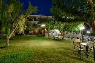 facilities ionis hotel garden