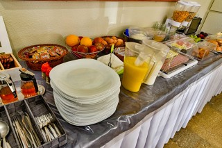 facilities ionis hotel the breakfast